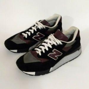 New Balance 998 Mens Size 8 US998MCP Running Shoe